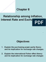 Lecture 10  (chapter 8)-relationship among inflation,interest rate and exchage rate (1).ppt