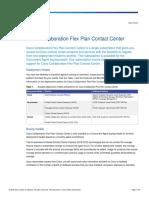 Flex Plan Contact center