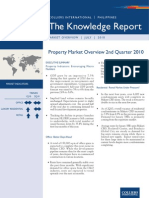 Colliers Property Market Overview July2010