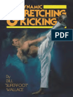 Bill Wallace - Dynamic Stretching and Kicking - 1982