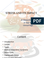 stress and its impact