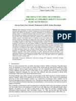2012 Impact of multimedia interactive.pdf