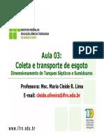 Aula 3 - Coleta e transporte de esgoto.pdf