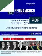 A literatura brasileira contemporânea.ppt