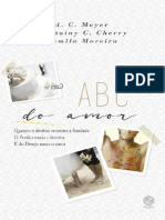 ABC do Amor - A.C. Meyer, Brittainy C Cherry e Camila Moreira
