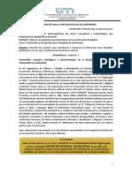 CLASE 1 Enfoques ontológicos y epistemológicos de la Disciplina de Enfermería