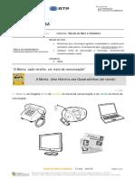 #Estudoemcasa__Estudo do Meio e Cidadania_1.ºano_aula8