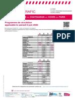 Info Trafic Axe i _ Tours-Vendome-chateaudun-Voves (Paris) Des 06 Et 07-06-2020_tcm56-46804_tcm56-258967