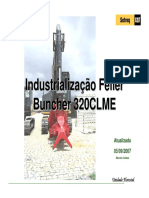 Industrializacao_ Feller Buncher _320CLME