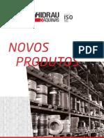 NOVOS PRODUTOS HIDRAU MAQUINAS 2019