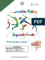 SEGUNDO GRADO EDUCACIÓN FÍSICA