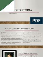 STORIA DEL 500