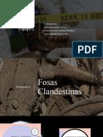 Fosas Clandestinas