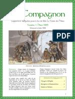 La Terre des Héros - Le Compagnon n°1 - (2008)