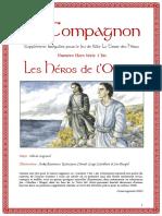 La Terre des Héros - Le Compagnon n°1 bis - Les Héros de l'Ombre (2008)