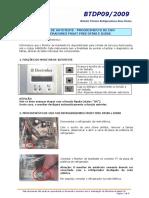 auto teste electrolux