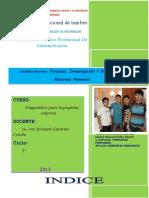 Finanzas, Investigación Y Desarrollo