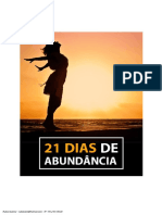 21 Dias para a AbundaÌ_ncia - Final