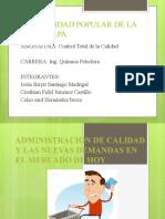 Administración de calidad y las nuevas demandas en.pptx