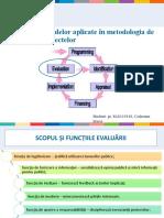 Tipologia metodelor aplicate în metodologia de evaluare a proiectelor.pptx