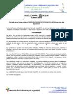 Resolucion Comite de Convivencia 2016.docx