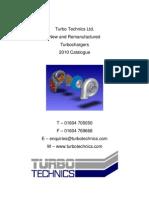 Catalogue Turbos