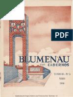 Blumenau em Cadernos - BLU1960005_mai