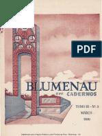 Blumenau em Cadernos - BLU1960003_mar