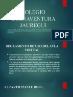 PARA EL USO DEL AULA VIRTUAL