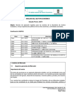 Análisis Sector Económico EP-26471