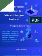 Sistemas Operativos de Software libre para Servidores