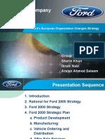 Ford Presentation - 22 Mar 2010