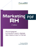Marketing RH - Accompagner La Transformation Digitale Des Ressources Humaines
