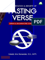 -Serial 8- Interpretation And Benefit From The Fasting Verse - Ustadz Aris Munandar