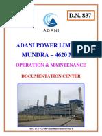 DCS - OC4000 Maintenance manual (Unit-3)