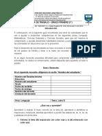 ACTIVIDADES PARA GRADO PRIMERO - LMRO