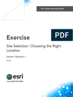 Section3Exercise1_SiteSelectionChoosingTheRightLocation