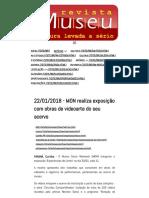 22_01_2018 - MON realiza exposição com obras de videoarte do seu acervo