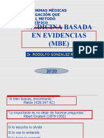 c2-Iniv-i-medicina Basada en Evidencias (Mbe)