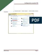 Configuracion de VPN en windows 7