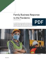 Banyan Global FB Response to the Pandemic Report