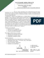 Capitulo 5 - Dimensionamento de Fundacoes diretas