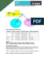 Práctica 11 Configuración ACL Extendida_