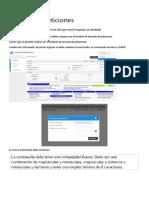 Guía de Registro de Peticiones