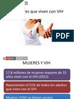 SSyR Mujeres que viven con VIH 1.pptx
