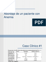 abordaje de anemia