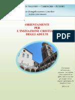 INIZIAZIONE CRISTIANA Catecumenato.pdf