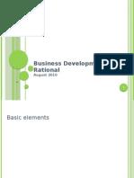 Business Development Rational[1]