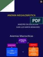 Anemia Megaloblástica I
