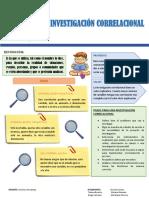folleto - Inv. Correlacional